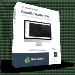 MT4 Expert Advisor - T4T Guerilla Trader